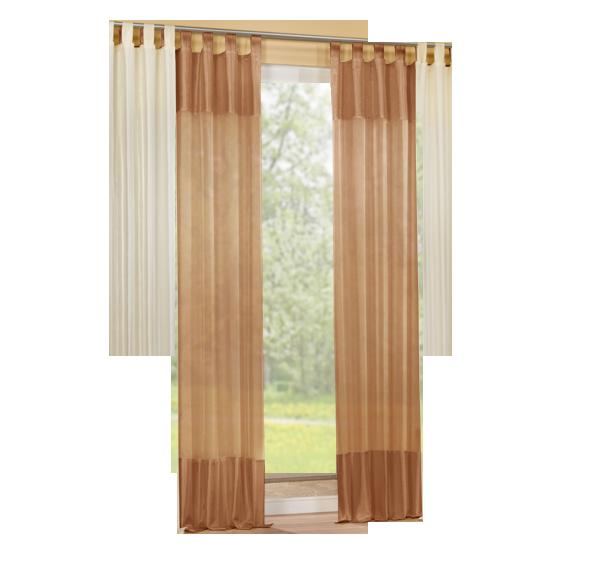 set 4 teile deko schal gardine taftbord re farben 1 ebay. Black Bedroom Furniture Sets. Home Design Ideas