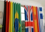 Deko Ösenschal  Flagge Fußball WM, die ideale Dekoration für den richtigen Fan