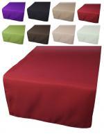 Traumhaftes Tischband aus Micosatin-Gewebe. Die perfekte Dekorationsidee für ihren Tisch.