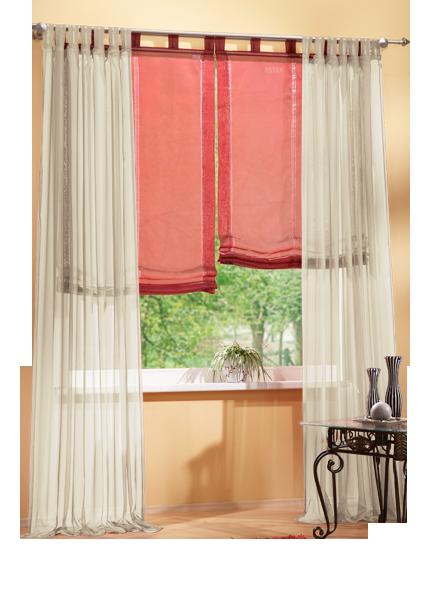 Gardine Kinderzimmer Transparent : set 4 teile gardine voile und raffrollo farben 2 ebay ~ Watch28wear.com Haus und Dekorationen