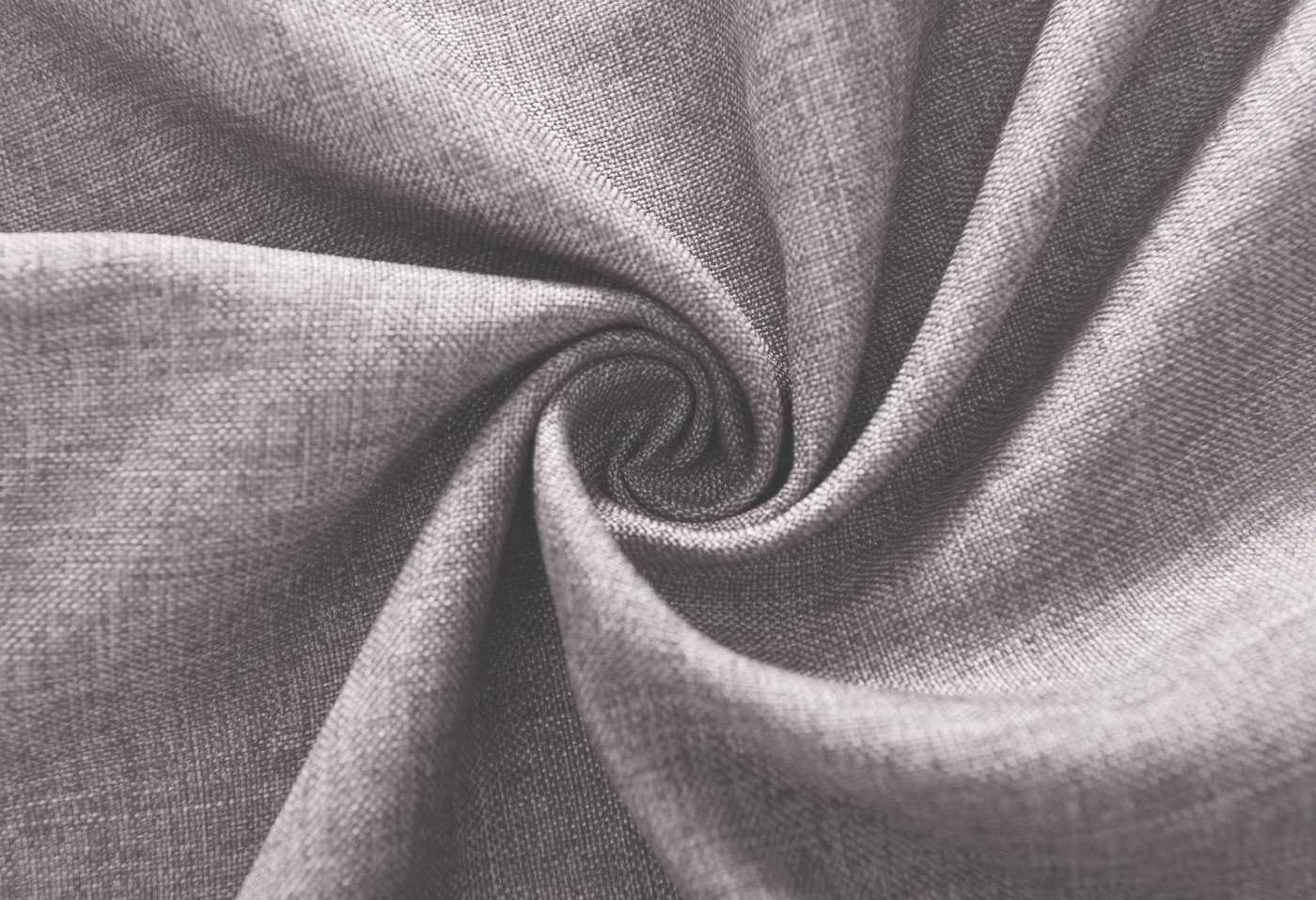 vorhang schlaufen cationic blickdicht leinen optik 1 st ck 245x140 grau ebay. Black Bedroom Furniture Sets. Home Design Ideas