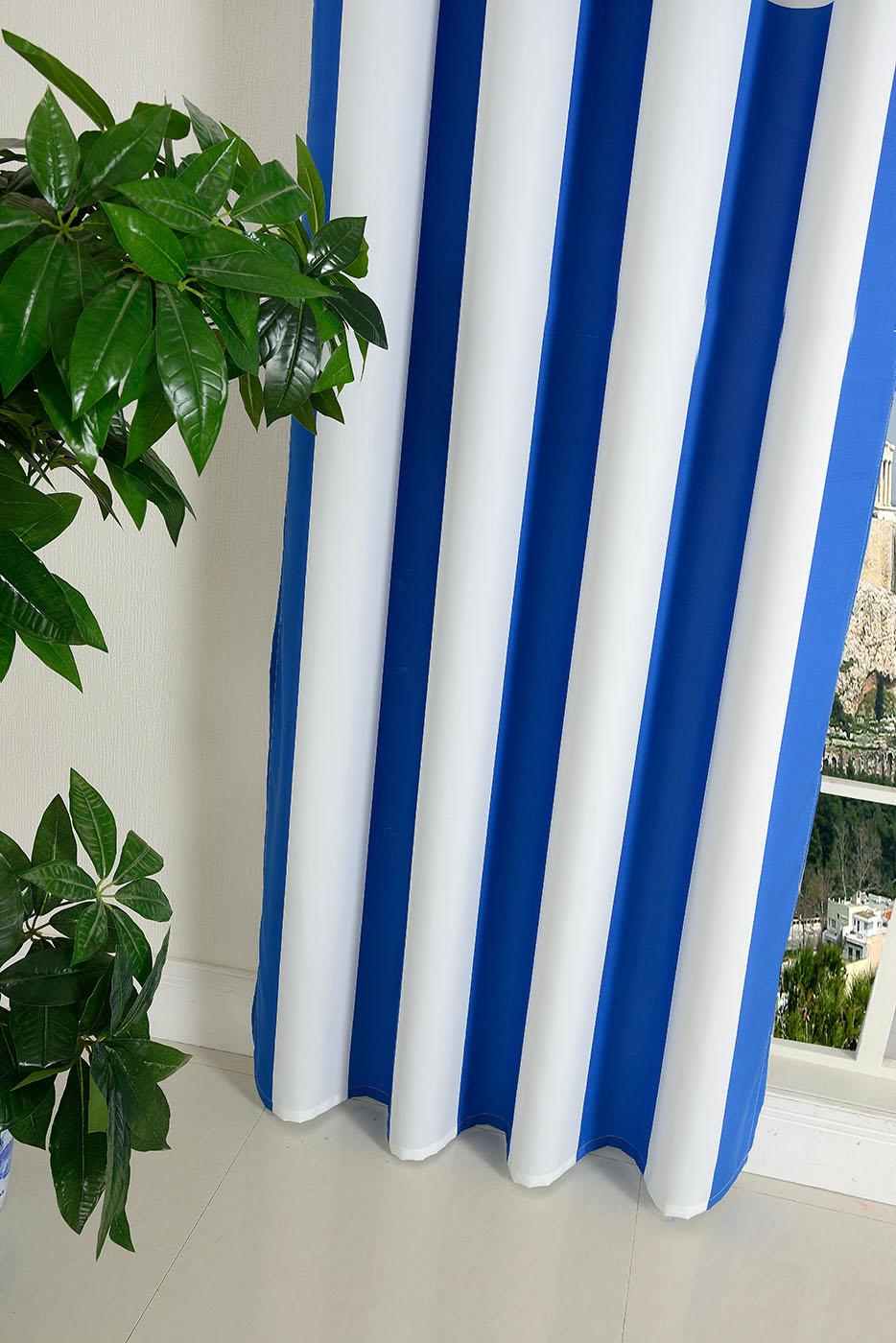 gardine vorhang senschal griechenland flagge 245x140 hxb fu ball wm 2014 ebay. Black Bedroom Furniture Sets. Home Design Ideas