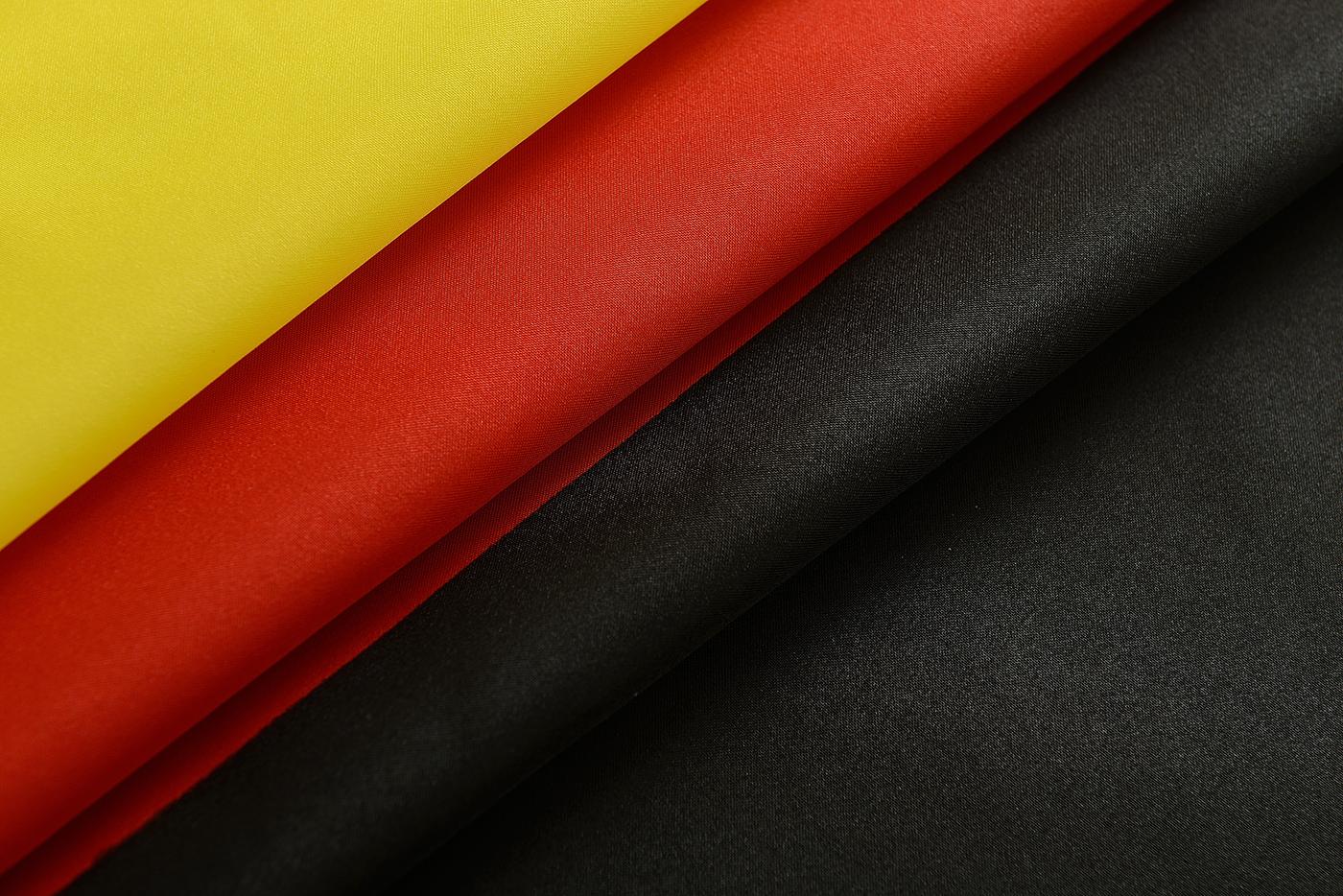 gardine vorhang senschal deutschland flagge 245x140 fu ball wm 2014 ebay. Black Bedroom Furniture Sets. Home Design Ideas