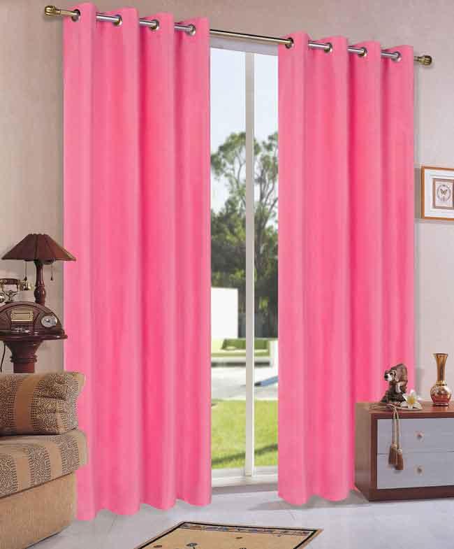 vorhang gardine blickdicht matt schal aus microsatin gewebe 204000 ebay. Black Bedroom Furniture Sets. Home Design Ideas