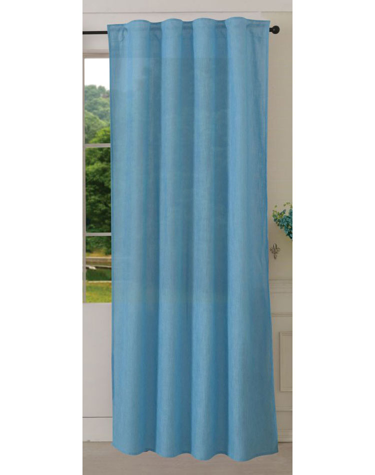 vorhang schal schlaufen linene blickdicht leinen optik natur grobfaser 20445 ebay. Black Bedroom Furniture Sets. Home Design Ideas