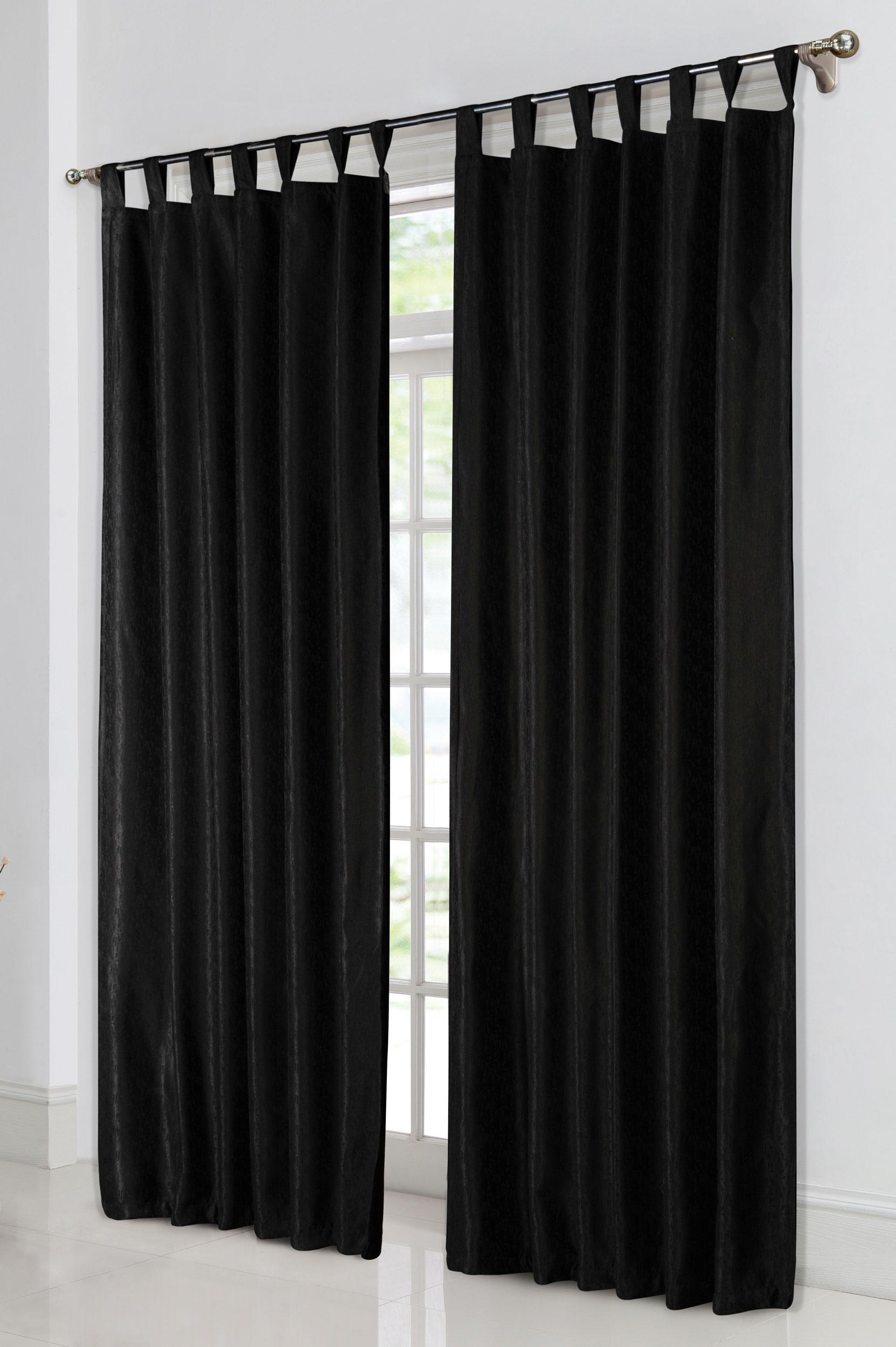 thermo gardine vorhang mit polar fleece r cken matt blickdicht 20500 ebay. Black Bedroom Furniture Sets. Home Design Ideas