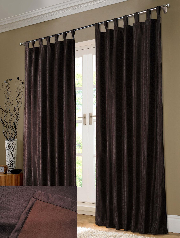 blickdichte gardinen mit schlaufen pauwnieuws. Black Bedroom Furniture Sets. Home Design Ideas
