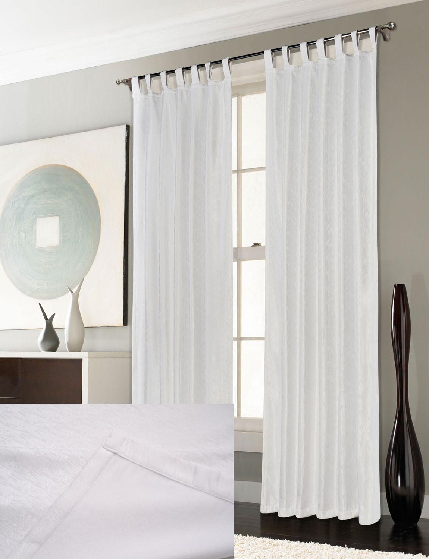 thermo gardine schlaufen vorhang polar fleece r cken matt blickdicht 20510 ebay. Black Bedroom Furniture Sets. Home Design Ideas