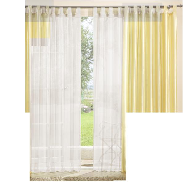 set 4 teile jacquard vorhang blickdicht und gardine ebay. Black Bedroom Furniture Sets. Home Design Ideas