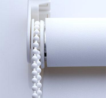 62400 thermo seitenzugrollo klemmfix kettenzug rollo metallkette. Black Bedroom Furniture Sets. Home Design Ideas